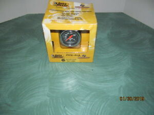 Autometer 2 Inch Mechanical Water Temperature Gauge Kit 2431 In Napa Box