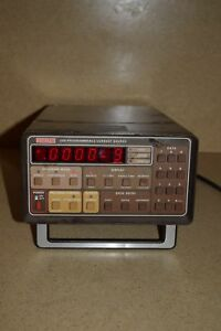 Keithley 220 Programmable Current Source a
