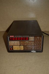 Keithley 230 Programmable Voltage Source d