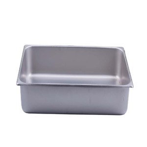 Winco 108a wp Vintage Chafer Water Pan Stainless Steel