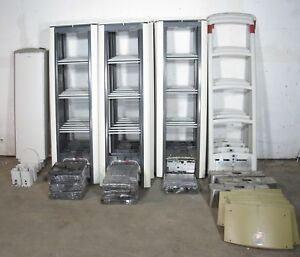 11 Eas Retail Store Anti Shoplifiting Security Tower Sets Checkpoint Sensormatic