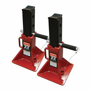 Sunex Tools Jack Stands Pair 22 Ton Capacity Model 1522