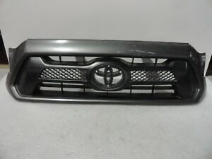 2012 2013 2014 2015 Toyota Tacoma Front Grill Oem P 53100 04470