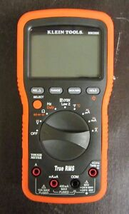 Klein Tools Mm2000 No Leads Electrician s Hvac Multimeter z