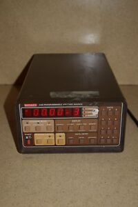 Keithley 230 Programmable Voltage Source rr