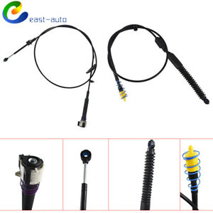 Automatic Transmission Shift Shifter Cable For Chevrolet Silverado Gmc 12477639