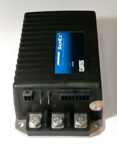 Electric Vehicle 200a Curtis Seperately Excited Motor Controller Sepex 1243 4220