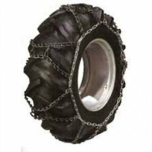 Peerless Duo trac Tractor Tire Chains 16 9 X 30 Sold Individually