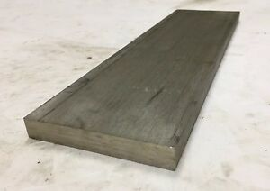 5 8 Thickness 316 Stainless Steel Flat Bar 0 625 X 4 X 14 1875