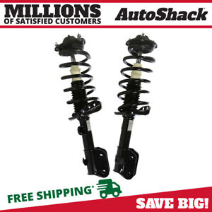 Front Complete Strut Assembly Pair For 2008 2009 2010 Honda Odyssey