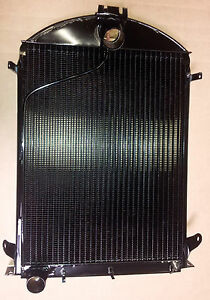 Ford Model A Radiator 1930 1931 Brand New Aftermarket Brass Copper