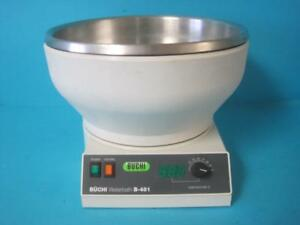 Buchi Digital Heated Laboratory Water Bath B 481 For Rotary Evaporator 20 100 c