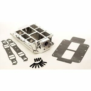The Blower Shop 2530 Small Block Chevy Intake Manifold 71 series Blowers Port Si