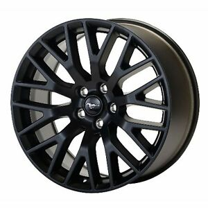 Ford Racing M 1007m1995b Mustang Gt Performance Style Rear Wheel 2015 16 Mustang
