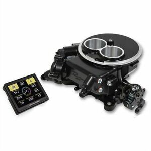 Holley 550 850 Sniper Efi Self tuning Base Kit Fits Holley 2300 Carb Flange Incl