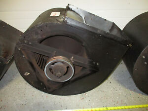 Large Industrial Inlet Centrifugal Fan Blower 14 Dia Squirrel Cage