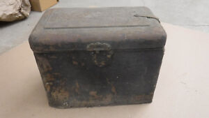 Antique Car Running Board Battery Box Mt 2516