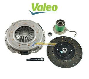 Valeo Stage 2 Hd Clutch Kit For 2011 2019 Mustang Gt Boss 302 5 0l 5 0 Coyote