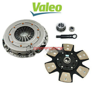 Valeo King Cobra Stage 3 For 10 5 Clutch Kit 86 95 Ford Mustang Gt 5 0l 302