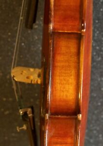 Very Old Labelled Vintage Violin Antonio Pedrinelli Geige