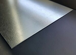 Galvanized Steel Sheet Metal Flat Stock 0 064 16 Gauge 24 X 23