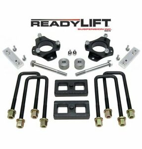 Readylift 69 5112 3 F 1 R Sst Lift Kit For Toyota Tacoma 2012 2018