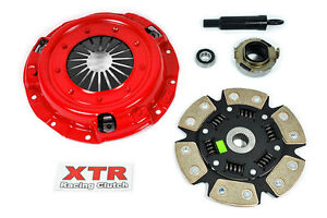 Xtr Racing Stage 3 Clutch Kit 1990 1993 Mazda Mx5 Mx 5 Miata 1 6l Dohc