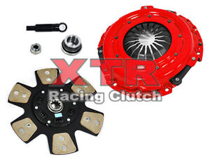 Xtr Stage 3 Performance Race Clutch Kit For 1994 2004 Ford Mustang 3 8l 3 9l V6