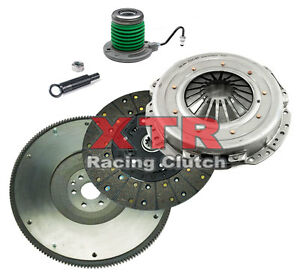 Xtr Clutch Pro kit Hd Flywheel For 2005 2010 Ford Mustang Gt Shelby Gt 4 6l V8