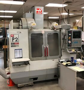 Haas Vf2 Milling Machine Cnc