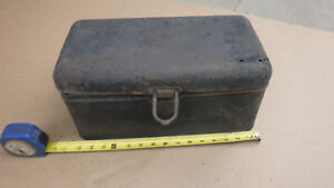 Model T Ford Antique Car Tool Box Mt 2519