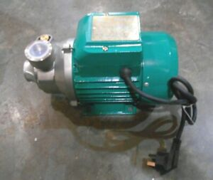 Mkp 80 High Temperature Stainless Steel Centrifugal Vortex Pump 160 b1
