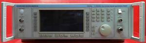 Ifr marconi 2040 03 203001994 10 Khz To 1 35 Ghz Low Noise Signal Generator