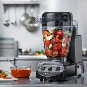 Vitamix Xl Industrial Blender With 3 Containers
