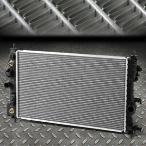 For 11 16 Chevy Cruze Limited 1 4 1 8 At mt Oe Style Aluminum Radiator Dpi 13197