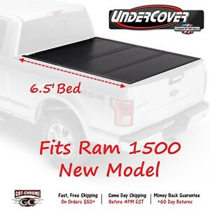Ux32009 Undercover Ultra Flex Tonneau Cover For Ram 1500 6 5 Bed New Model 2019