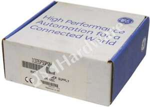 New Sealed Ge Fanuc Ic695psd040h Pacsystems Rx3i Dc Power Supply 24v Dc 40w
