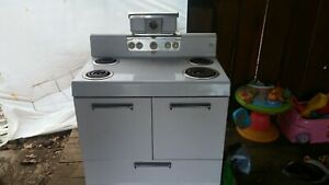 Antique Electric Cook Stove
