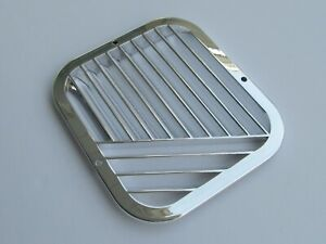 Studebaker Avanti Footwell Outlet Grille Vent Right Chrome Plated New Item