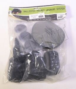NEW SKYDEX Ballistic Helmet Pad Upgrade Set Size 6 (34