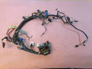 Jeep Yj Under Dash Wiring Harness Fits 91 Only Wrangler 2 5 Manual Transmission