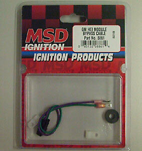 Msd 8861 Gm Hei Module Bypass Cable Harness