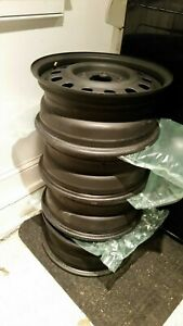 Vintage 1989 Chevrolete Chevy Gm Gmc S10 Truck Suv Van Rim Tire Wheel Set 15 New