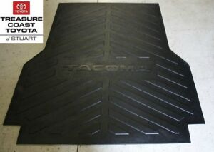 New Oem Toyota Tacoma Bed Mat Short Bed Models 2005 2019