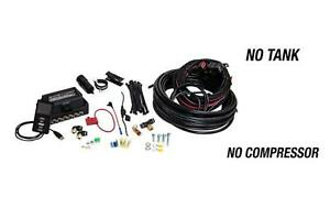 Airlift 27680 Universal Air Line No Tank No Compressor 1 4 Air Suspension Kit