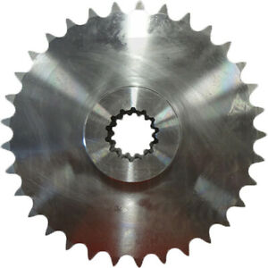 D120108 Drive Driven Axle Sprocket For Case ih Skid Steer 1845 1845s 1845b 1845c