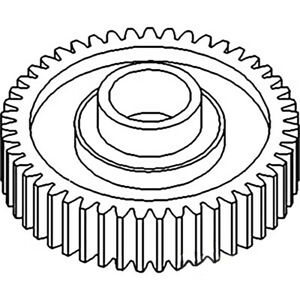 Eaf6256mstd Timing Gear Set For Ford Tractors Naa 2000 4000 500 600 700 800