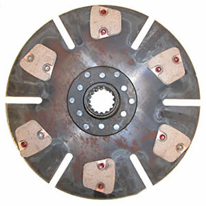 A58975 New 14 Solid Transmission Disc Made For Case ih Tractor Model 970