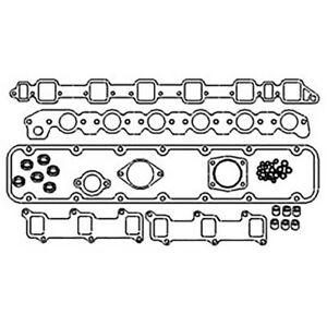 Ckpn6008a New Ford New Holland Tractor Upper Gasket Set 8000 8200 8600 8700