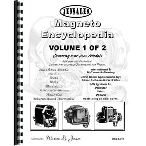 New Case Fairbanks Morse Magneto Service Manual